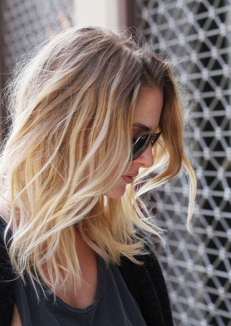 Pretty-Ombre-Waves-for-Shoulder-length-Hair